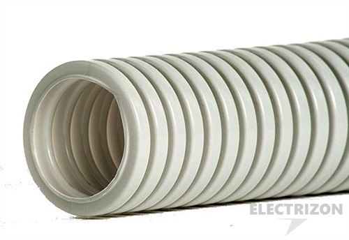 Tubo corrugado artiglast 20mm libre hal genos rollo 100 m - Tubos pvc blanco ...