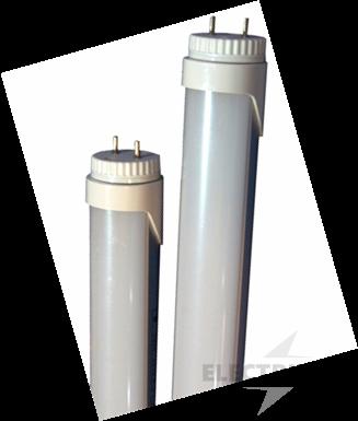Tubo t8 led 10w luz blanca 60 cm 6500k comprar en for Tubos led t8 leroy merlin