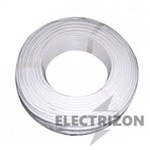 MANGUERA FLEXIBLE 3X2,5mm BLANCA RV-K 0,6/1KV (100 METROS)
