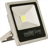 PROYECTOR LED EXTERIOR 20W. LUZ BLANCA 6500K PROLUX