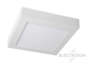 DOWNLIGHT LED 20W DE SUPERFICIE. CUADRADO. BLANCO LUZ BLANCA 4200K