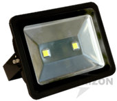 PROYECTOR LED EXTERIOR 100W. LUZ BLANCA 6500K PROLUX
